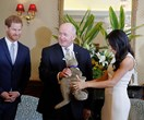 Prince Harry and Duchess Meghan receive the first Aussie gift for their baby