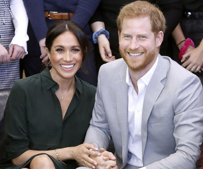 The bets are on! What will Prince Harry and Meghan Markle name their baby?
