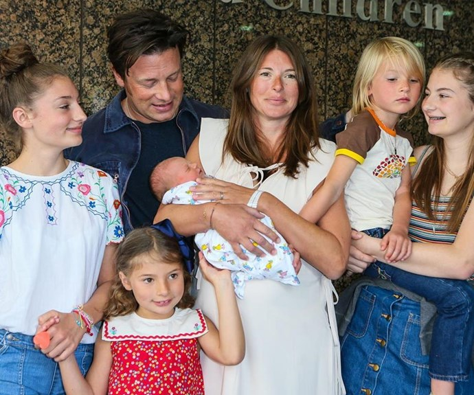 Jools Oliver opens up about her two heartbreaking miscarriages