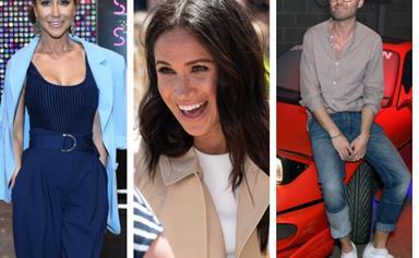 Royal tour 2018: Meet Duchess Meghan's glam squad