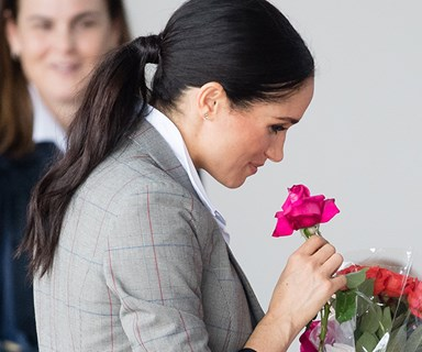 Duchess Meghan shares beautiful moment with young cardiac arrest survivor during Australian tour
