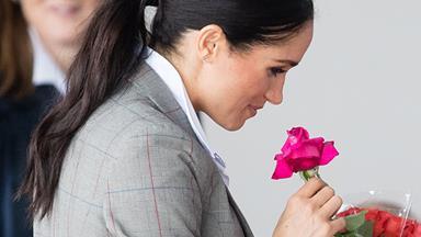 Duchess Meghan shares beautiful moment with young cardiac arrest survivor during Australian tour
