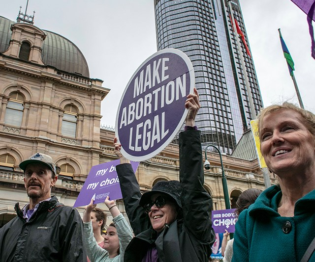 Queensland government legalises abortion after historic vote