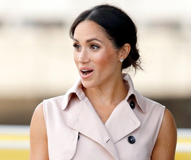 Did Duchess Meghan accidentally let slip her due date?