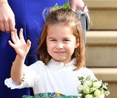 The photo of Princess Charlotte that has everyone talking