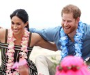 Duchess Meghan and Prince Harry share good vibes with locals and go barefoot on Bondi Beach