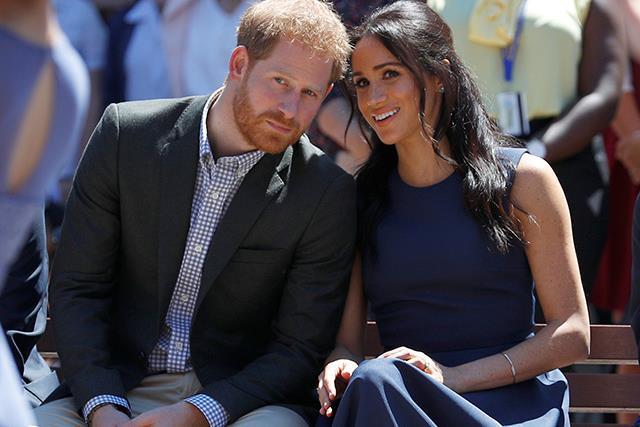 Inside Prince Harry and Duchess Meghan's secret Sydney school visit