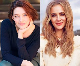 Tess Haubrich replaces Jessica Marais in Nine's new murder drama series Bad Mothers