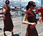 Meghan Markle's polkadot dress is super affordable, here are all the details