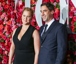 Amy Schumer's pregnant and her announcement is hilarious