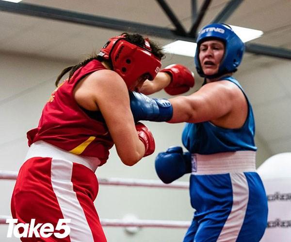 boxing mum mental health