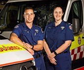 The stars of Ambulance Australia reveal what it was like to be shadowed by a camera crew
