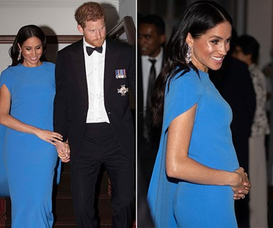 Duchess Meghan and Prince Harry step out in style for Fijian evening soiree