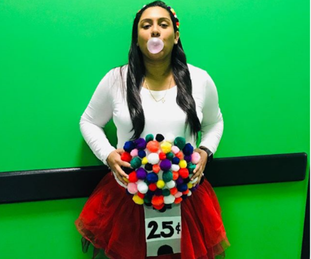 10 hilariously awesome Halloween costume ideas for pregnancy bumps