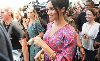 Duchess Meghan whisked away from crowds in Fiji amid security concerns