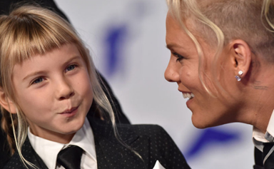 Pink and her daughter, Willow sing together and it is everything you'd imagine