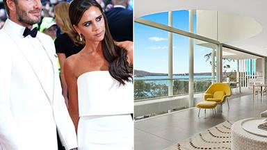 Posh and Becks' lush mansion in Sydney will make you drool