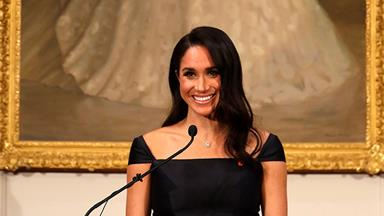 Duchess Meghan delivers empowering speech in New Zealand on women's suffrage