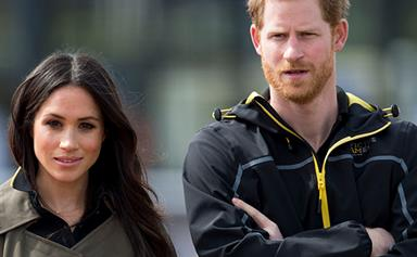 Prince Harry's meltdown in the lead up to his royal wedding