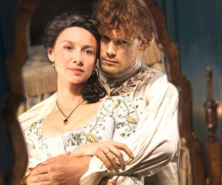 Sam Heughan and Caitriona Balfe reveal what's in store for Outlander Season 4