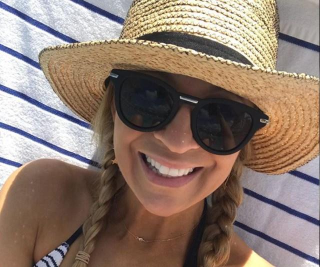 Celebrities who swear by sunscreen