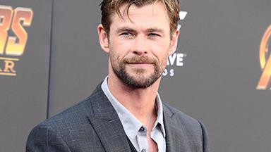 Chris Hemsworth's beard voted the SEXIEST in Australia!