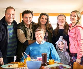 Introducing How To Stay Married: Meet the cast of the new comedy series