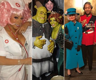 The best celebrity Halloween costumes for 2018