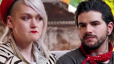 A Bride and Prejudice couple have already split