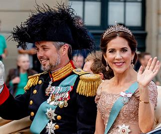 Crown Princess Mary and Crown Prince Frederik will attend Prince Charles' 70th birthday celebrations