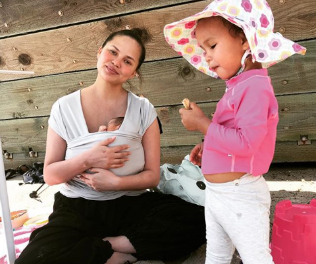 Chrissy Teigen late-onset postnatal depression