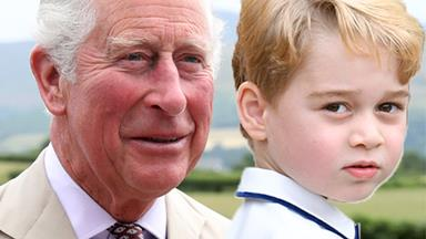 The adorable nickname Prince George has for Prince Charles