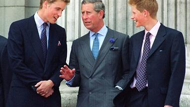 Princes Charles taught his sons this environmentally-friendly habit from an early age