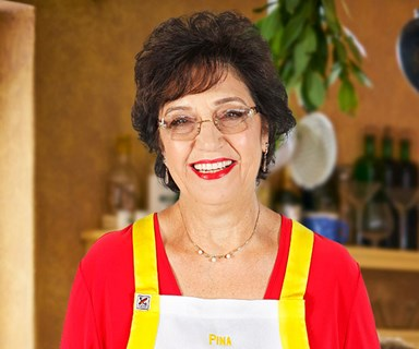 Family Food Fight's Pina shares her tragic family upbringing