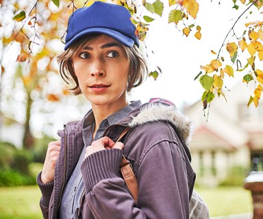 Wanted's Geraldine Hakewill shifts her career into first gear with the guidance of co-star and mentor Rebecca Gibney