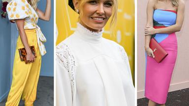 Melbourne Cup fashion 2018: Every celebrity look on the field