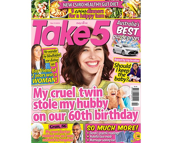 Take 5 Issue 46 Coupon - on sale now!