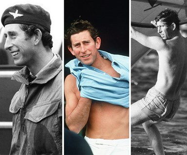 Prince Charles' most dashingly handsome moments of all time... Yes, you read that right!