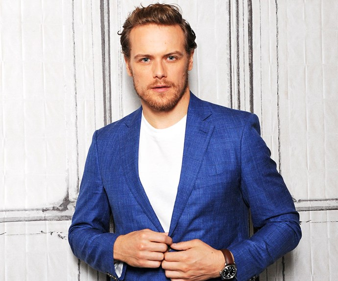 Sam Heughan opens up about Outlander fame and those steamy sex scenes