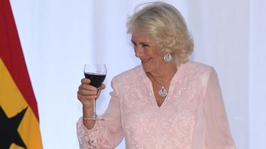 Why Duchess Camilla's daggy dancing is the best thing you'll ever see!