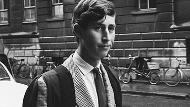 Inside Prince Charles' boarding school days