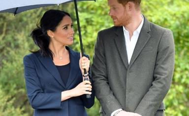What will Duchess Meghan and Prince Harry's royal baby title be?
