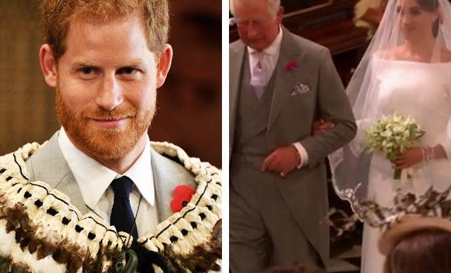 prince harry prince charles meghan markle