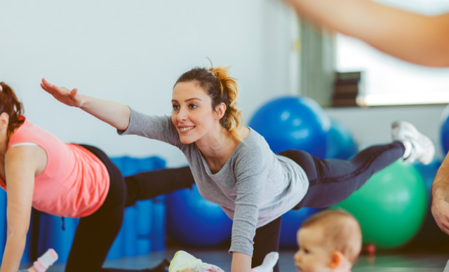 The 12 best child-friendly gyms in Sydney