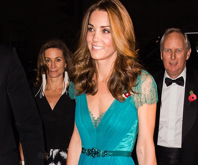 Duchess Catherine stuns in another recycled gown from six years ago, and she hasn't aged a day!