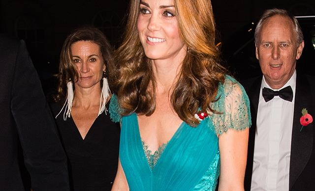Duchess Catherine stuns in a gown from six years ago - proving style and thriftiness aren't mutually exclusive