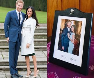 Finally! The secret photo of Duchess Meghan and Prince Harry that we waited months to see