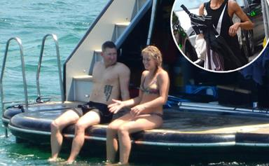 Kyly Clarke's fury over photos of Michael Clarke's 'other woman'