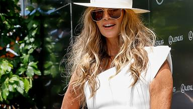 Is Elle Macpherson engaged to her controversial boyfriend Andrew Wakefield?