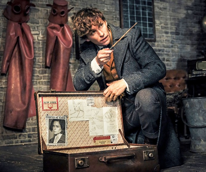 Eddie Redmayne finds new friends and foes in Fantastic Beasts: The Crimes of Grindelwald